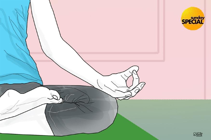 योग शरीर की रोग प्रतिरोधक क्षमता को बढ़ाता है और बीमारियों से दूर रखता है.