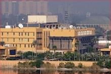बगदाद के ग्रीन जोन में अमेरिकन एंबेसी पर रॉकेट अटैक, एक बच्चा घायल