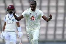 आर्चर ने तोड़ा विंडीज बल्लेबाज का अंगूठा, मैदान से बाहर गए कैंपबेल