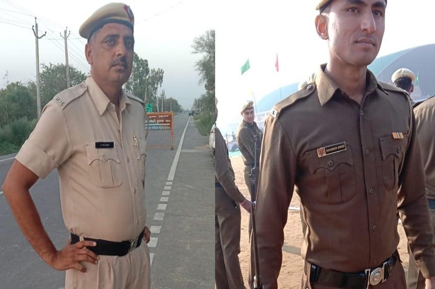 सोनीपत: गश्त पर निकले दो पुलिसकर्मियों की हत्या करने वाला एक बदमाश ढेर, एक गिरफ्तार-encounter of one criminal in two policemen murder case hrrm