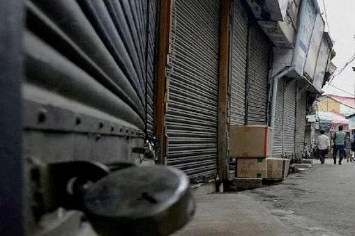 मुंबई के ठाणे में आज से सम्पूर्ण लॉकडाउन किया गया है.  (सांकेतिक तस्वीर)