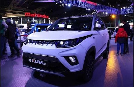 Mahindra जल्द लॉन्च करेगा तीन इलेक्ट्रिक गाड़ियां, eKUV100, Treo Zor और Atom