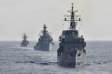 नेवी ने अचानक क्यों समुद्र में तैनात कर दिए बड़ी संख्या में जहाज?