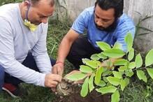 हरेला में दिव्यांगजनों ने भी लिया बढ़-चढ़कर भाग... देहरादून में रोपे 100 से अधिक पौधे