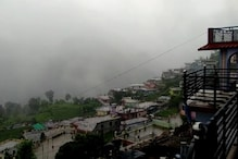 उत्तराखंड में आज और कल फिर भारी बारिश का अलर्ट, बिजली गिरने की भी चेतावनी