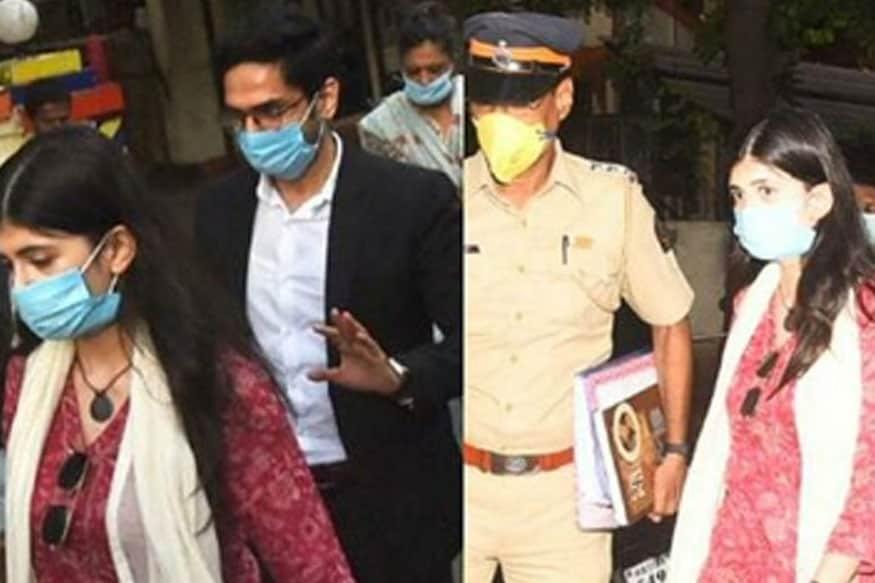 सुशांत सिंह राजपूत सुसाइड केस: डिप्रेशन से MeToo तक, 9 घंटे की पूछताछ में संजना सांघी ने खोले कई राज - News18 हिंदी