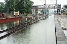 बिहार बाढ़: सुगौली-नरकटियागंज रूट पर बंद हुआ ट्रेनों का परिचालन