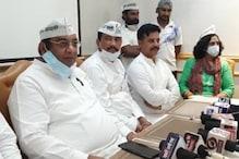 AAP सांसद बोले - हरियाणा सीएम दिल्ली सरकार के कामों की कर सकते है नकल