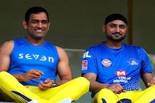 बड़ी खबर : फिर हुआ धोनी का कोरोना टेस्ट, चेन्नई सुपरकिंग्स के साथ यूएई नहीं जाएंगे हरभजन सिंह!