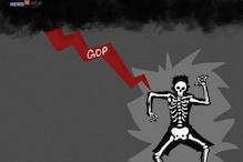 पहली तिमाही में 16.5 फीसदी तक लुढ़क सकती है जीडीपी: एसबीआई रिपोर्ट