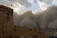 Rajasthan: जैसलमेर में उठे रेत के बंवडर ने अपनी आगोश में लिया अशोक गहलोत खेमे को