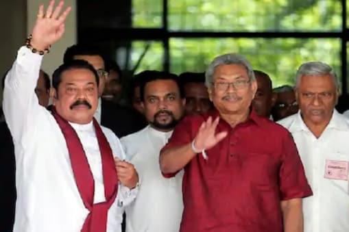 श्रीलंका राष्ट्रपति गोटाबाया राजपक्षे