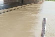 दिल्ली: खतरे के निशान के करीब पहुंची यमुना, फिर छोड़ा गया 5000 क्यूसेक पानी