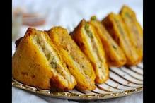 Recipe Video: 10 मिनट में बनाएं टेस्टी ब्रेड पकौड़े, भूल जाएंगे समोसे का टेस्ट