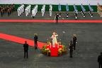 Independance Day 2020: लाल किले की प्राचीर पर शान से लहराया तिरंगा, देखें- खास तस्वीरें