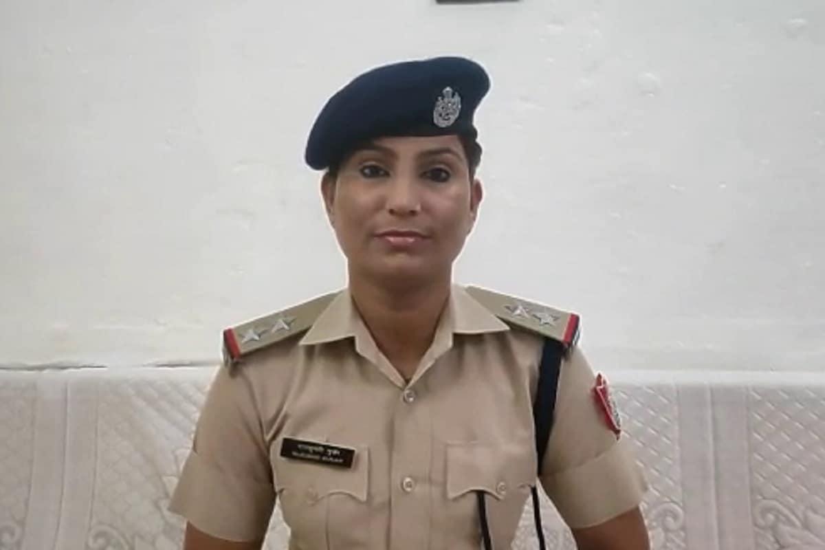 jhansi rpf si