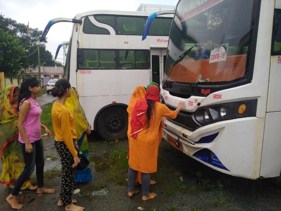 jharkhand news, ranchi news, covid 19 update, bus service, bus service stopped in jharkhand, bus service start, झारखंड न्यूज, रांची न्यूज, बस सेवा, रांची में बस सेवा, रांची न्यूज, झारखंड में कब शुरू होगी बस सेवा, कब शुरू होगी बस सेवा, रांची में बस सेवा
