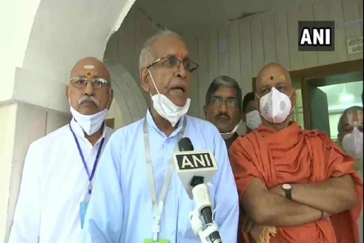 चंपत राय ने बताया कितने वक्त में होगा भव्य राम मंदिर का निर्माण | ayodhya - News in Hindi - हिंदी न्यूज़, समाचार, लेटेस्ट-ब्रेकिंग न्यूज़ इन हिंदी