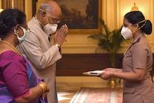 Raksha Bandhan: राष्ट्रपति रामनाथ कोविंद ने नर्सों के साथ मनाया रक्षाबंधन