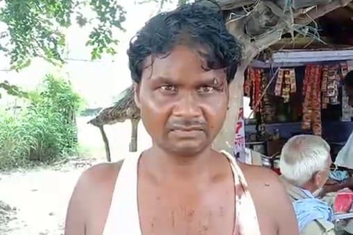 रायबरेली में पत्नी के हमले में घायल राजेंद्र