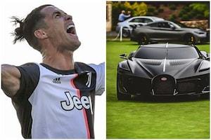 क्रिस्टियानो रोनाल्डो ने खरीदी दुनिया की सबसे महंगी कार, कीमत है 75 करोड़ रुपये