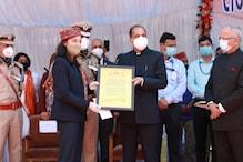 क्रिकेटर सुषमा वर्मा को सम्मान, हिमाचल सरकार ने प्रेरणा स्रोत पुरस्कार से नवाज