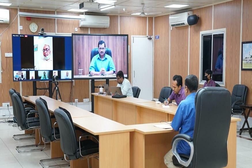 मुख्यमंत्री ने व्यापारियों से मिले अच्छे सुझावों को आने वाले दिनों में लागू करने का आश्वासन दिया है.
