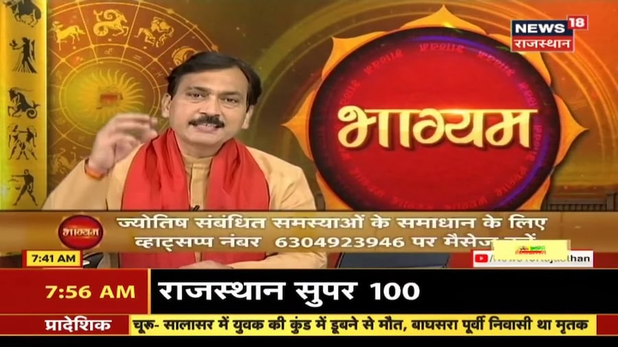 Aaj Ka Rashifal in Hindi | जानिए आज का राशिफल, क्या कहते हैं आपके सितारे | 25 Sept 2020 | Bhagyam