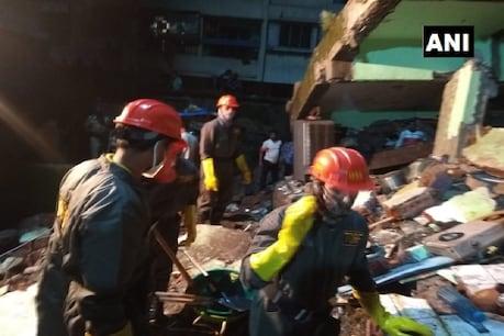 मुंबई: भिवंडी में 3 मंजिला इमारत गिरी, 8 लोगों की मौत, कई लोगों के फंसे होने की आशंका