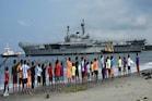 INS Viraat Last Service Day: आखिरी सफर पर रवाना हुआ आईएनएस विराट, 30 साल तक की भारतीय नौसेना की सेवा