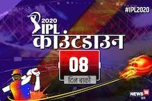 IPL 2020: आईपीएल शुरू होने में 8 दिन बाकी, जानिए इस सीजन 8 टीमों के कप्तानों को कितनी मिलेगी सैलरी