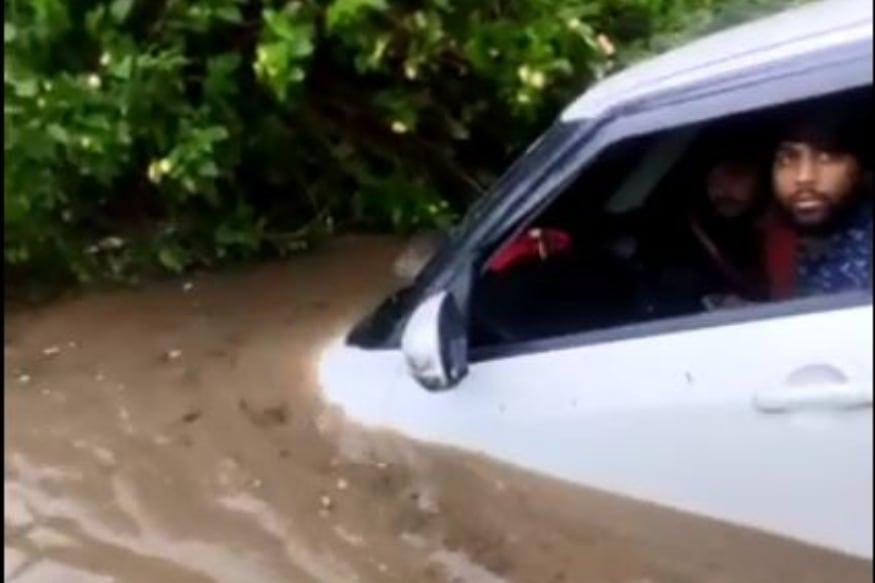 Indore news, Madhya Pradesh news, Tichha Fall, Waterfall,