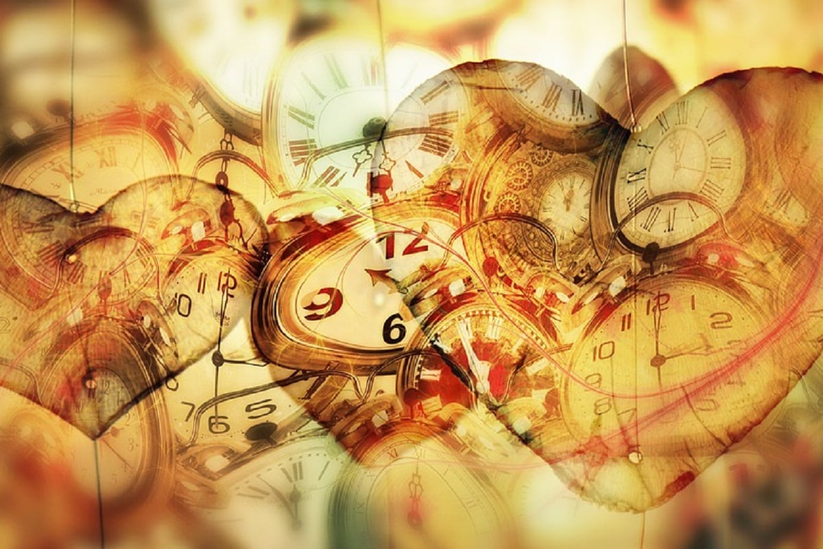 Time, Time Travel, Paradox,
