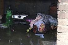 गुरुग्राम: शार्ट सर्किट से झुग्गी में लगी आग, मां-बाप और 3 साल की बेटी झुलसी, देखें तस्वीरें
