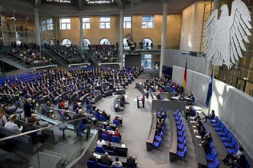 germany parliament