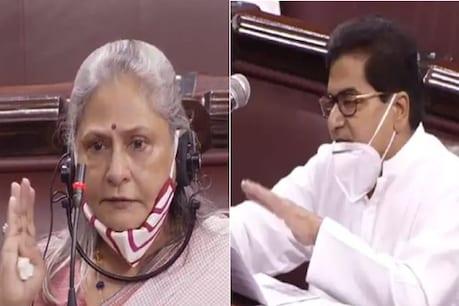 कोरोना काल में संसद: मास्क हटाकर बोलने लगे रामगोपाल यादव तो सभापति वेंकैया नायडू ने याद दिलाई ICMR की गाइडलाइन्स