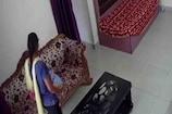 खौफनाक VIDEO: नौकरानी ने 3 साल के मासूम को लात-घूंसों से पीटा