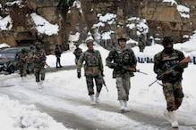लद्दाख में कड़ाके की ठंड, LAC पर डटे रहने के लिए सेना ने किए पुख्ता इंतजाम