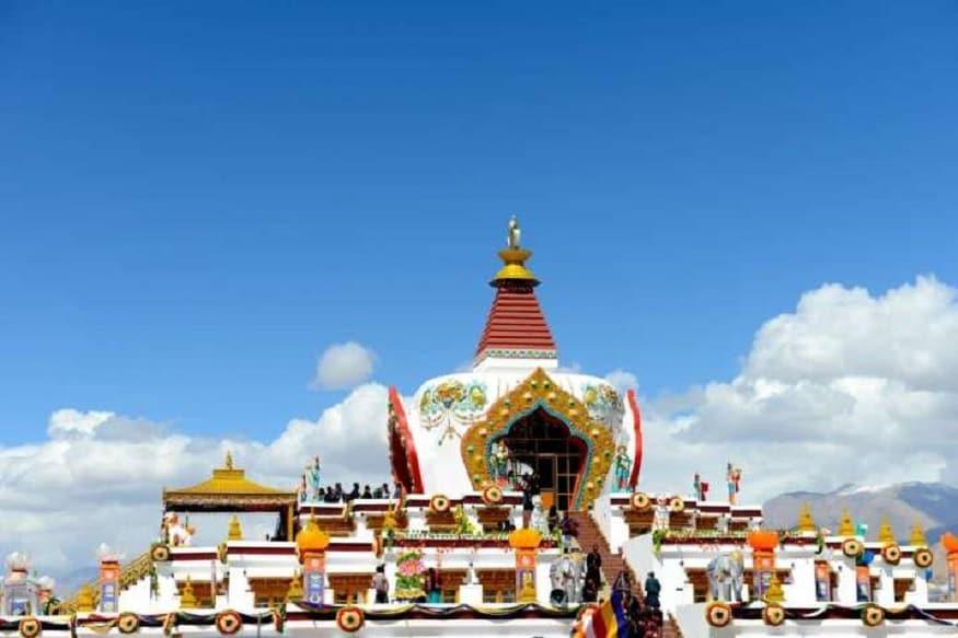 leh ladakh monastery