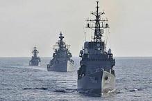 अरब सागर में दिखेगी भारत की ताकत, 'जीमेक्स' में जापान के साथ भारतीय नौसेना करेगी युद्धाभ्यास