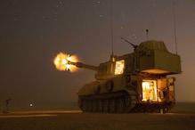 US आर्मी का चीन को जवाब! होवित्जर टैंक से ही क्रूज मिसाइल को मार गिराया