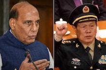 गहराते सीमा विवाद के बीच पहली बार चीनी रक्षा मंत्री से मिलेंगे राजनाथ सिंह