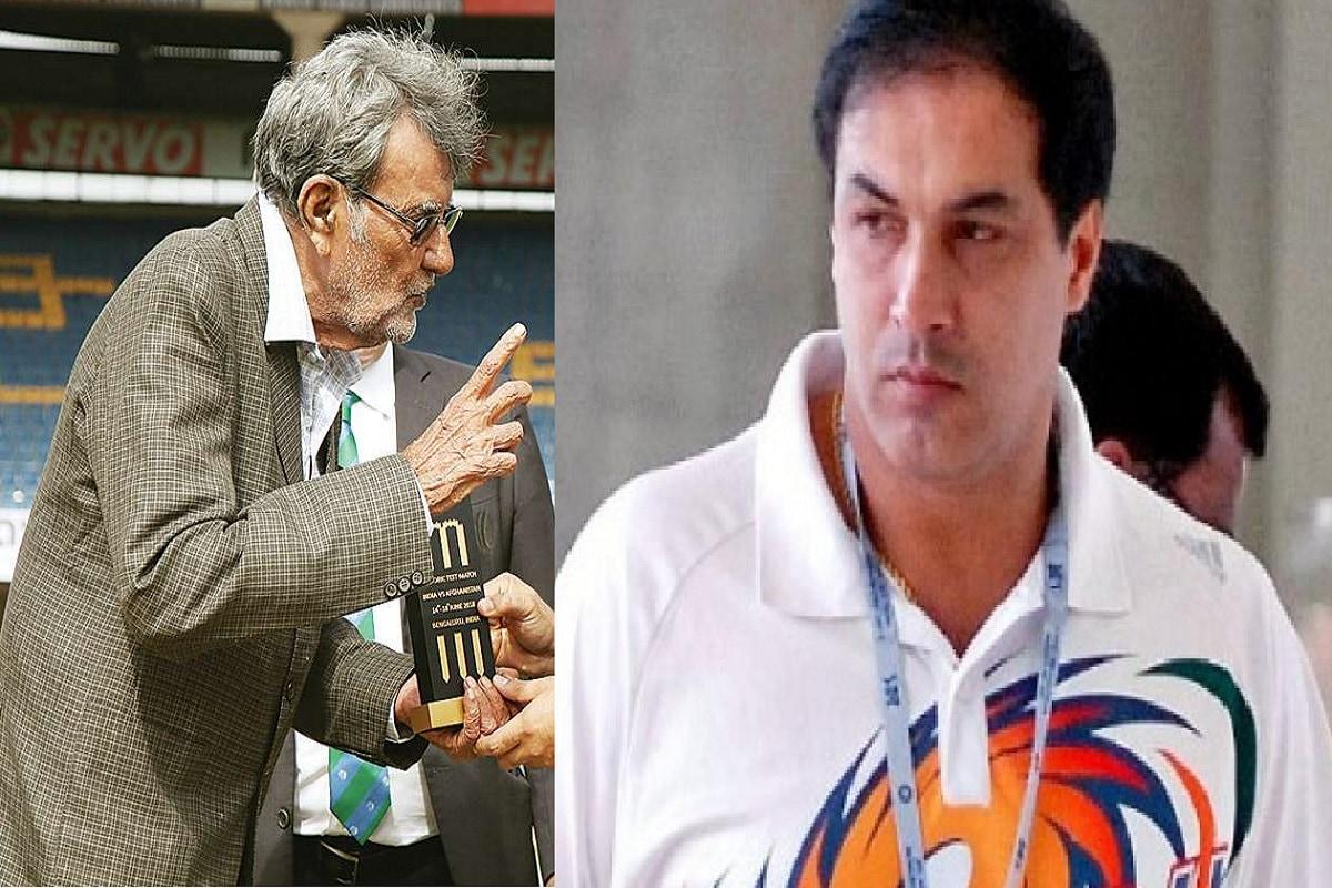robin singh, salim durani, lal singh, ashok gandotra, cricket, sports news, रॉबिन सिंह, सलीम दुर्रानी, क्रिकेट, स्पोर्ट्स न्यूज