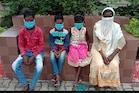 PHOTOS: चार बच्चों और बीमार पति को छोड़कर घर से चली गई महिला, बच्चों को अपनाने से किया इनकार