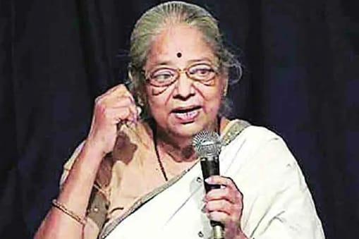 सामाजिक कार्यकर्ता पुष्पा भावे का लंबी बीमारी से निधन. (फाइल फोटो)