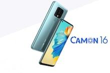 Tecno ने Camon 16 स्मार्टफोन लॉन्च किया, जानिए डेढ़ दिन तक कैसे चलती है बैटरी