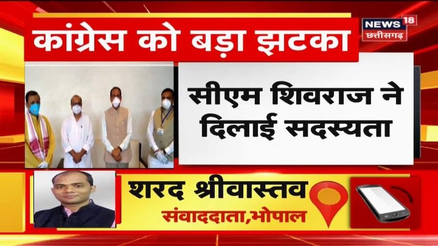 Badnawar By-election में Congress का Kamal Patel पर दाव, 40 हजार राजपूत वोटरों को साधने की कोशिश