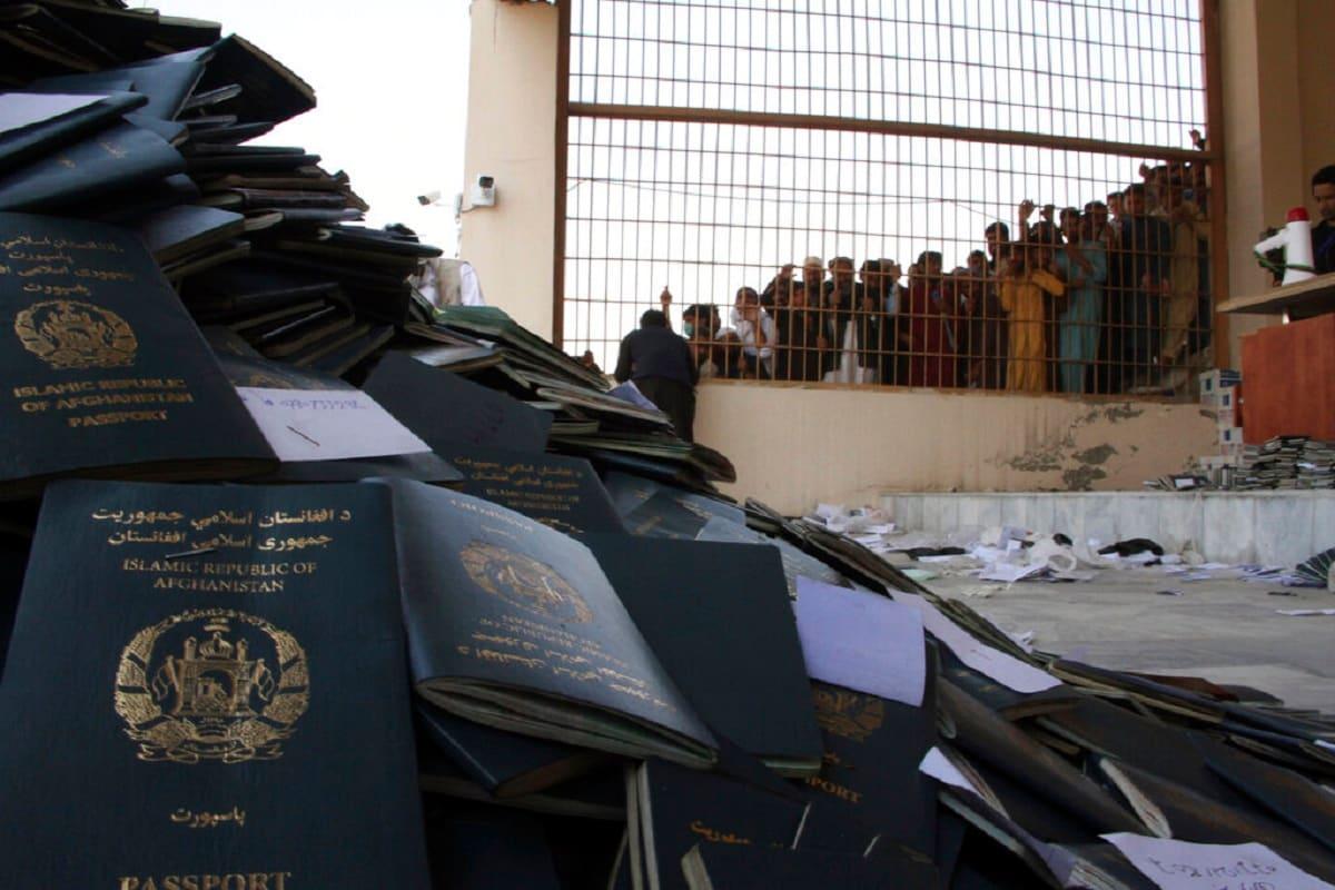 Afghanistan, Stampede, eleven Women Died