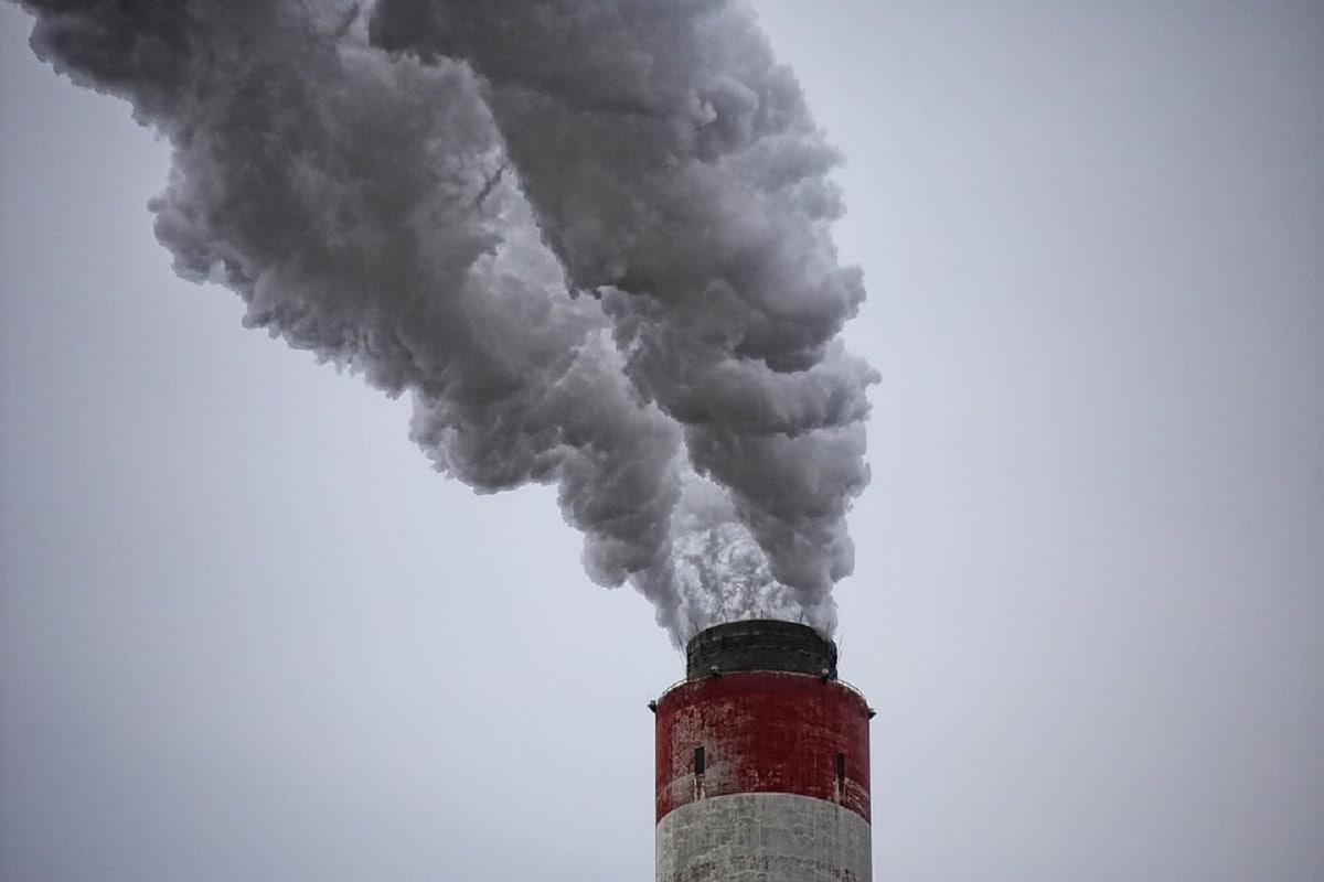 Pollution, Industries
