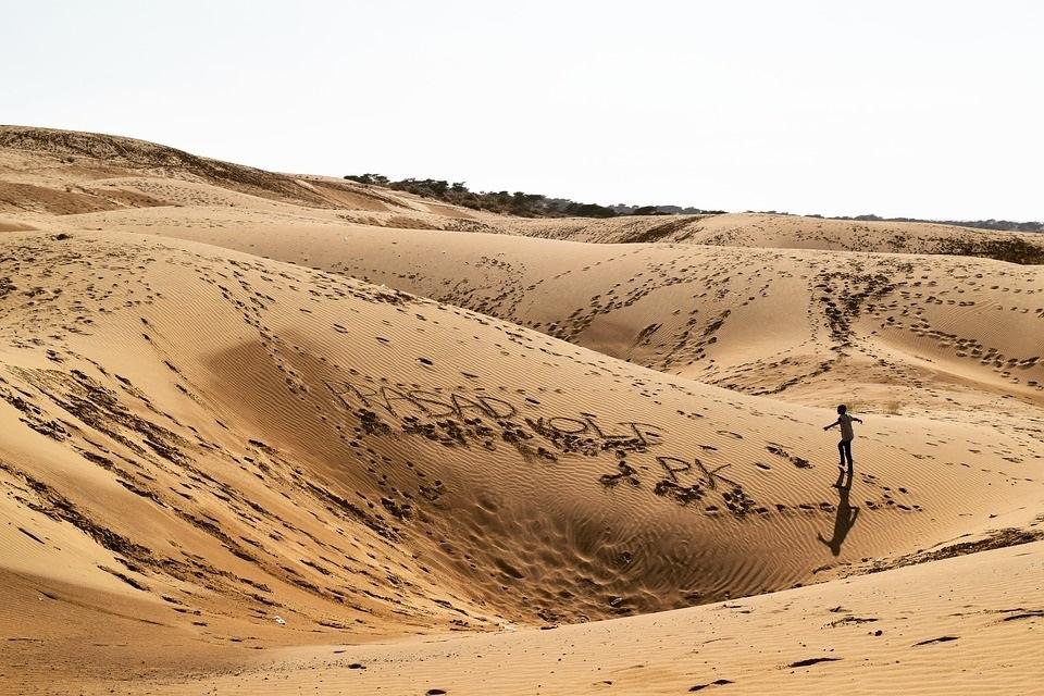 Thar Desert, Paleolithic River